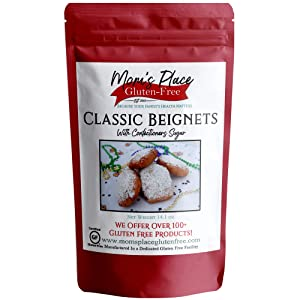 Gluten-Free Classic Beignet Mix with Confectioners Sugar