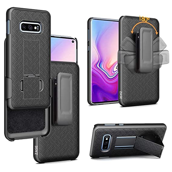on sale 5408d 3eac5 Galaxy S10e Belt Clip Case, ZASE Holster for Samsung S10E 5.8