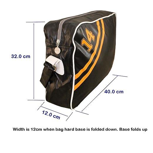 9d76f6ff059d Retro Style Holland Netherlands Dutch Football Sports Bag Unisex School Bag  Gym Bag Flight Shoulder Cross Messenger Bag All Weather Classic Airline  Flight ...