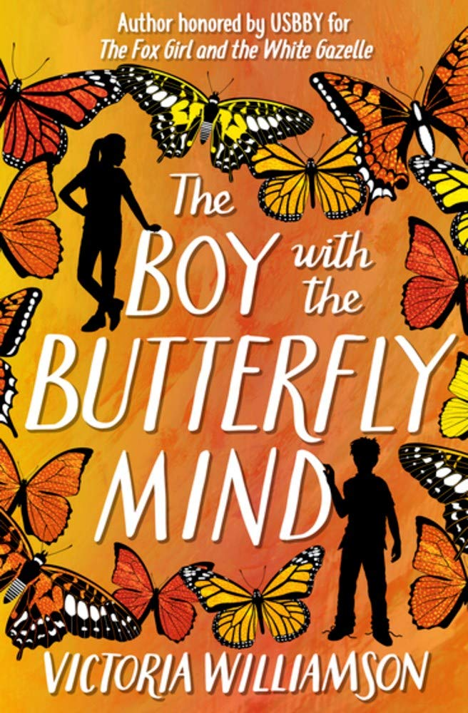 Image result for boy with butterfly mind