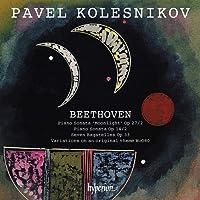 Beethoven: Moonlight Sonata [Pavel Kolesnikov] [Hyperion: CDA68237]