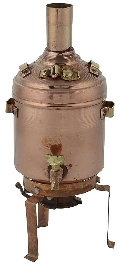 Buy Narayani Creatives Miniature Kitchen Traditional Copper Hot ...