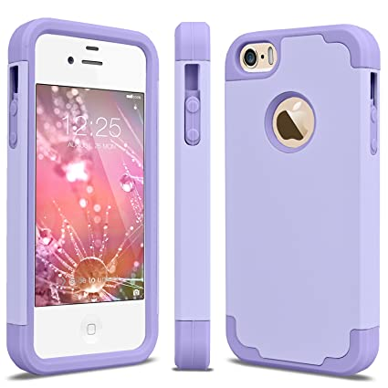 Amazon.com: iPhone 5S Case, iphone se caso, iPhone 5 Case ...