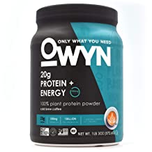 OWYN Only What You Need 100% Vegan Plant-Based Protein Powder