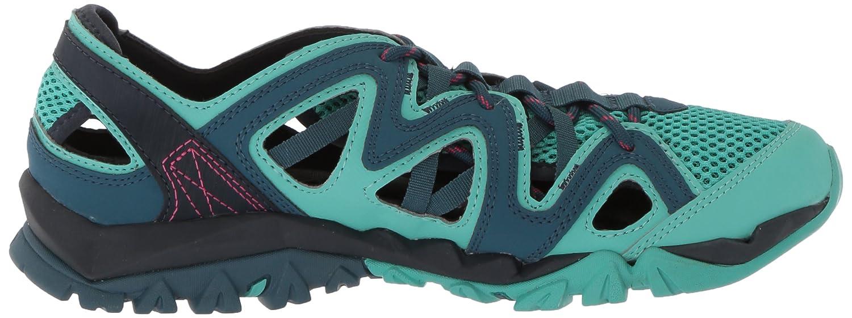 Merrell Women's Tetrex Crest Wrap Sport Sandal B0728C1FHH 7 B(M) US|Legion Blue