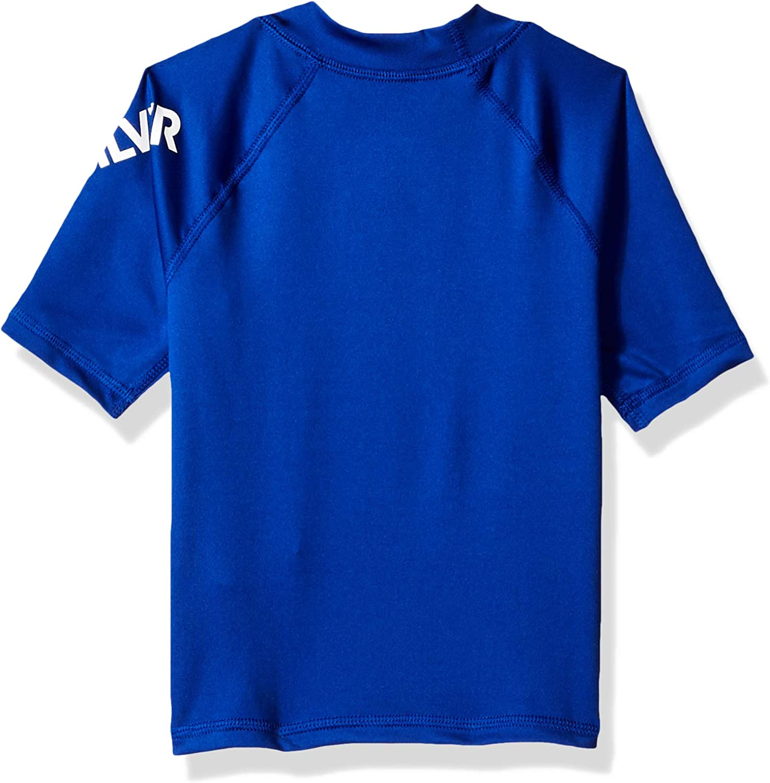 Quiksilver Boys Time Short Sleeve UPF 50 Rashguard