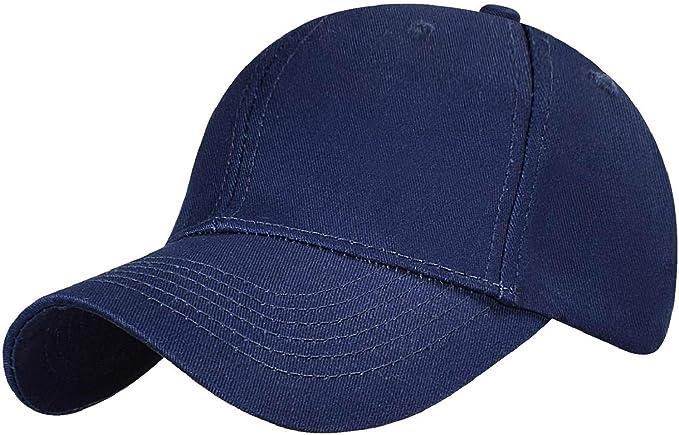 S-TROUBLE Cappelli da Baseball con Stampa a Punto Regolabile Unisex Cappellino da Baseball per Bambini Snapback Hip-Hop