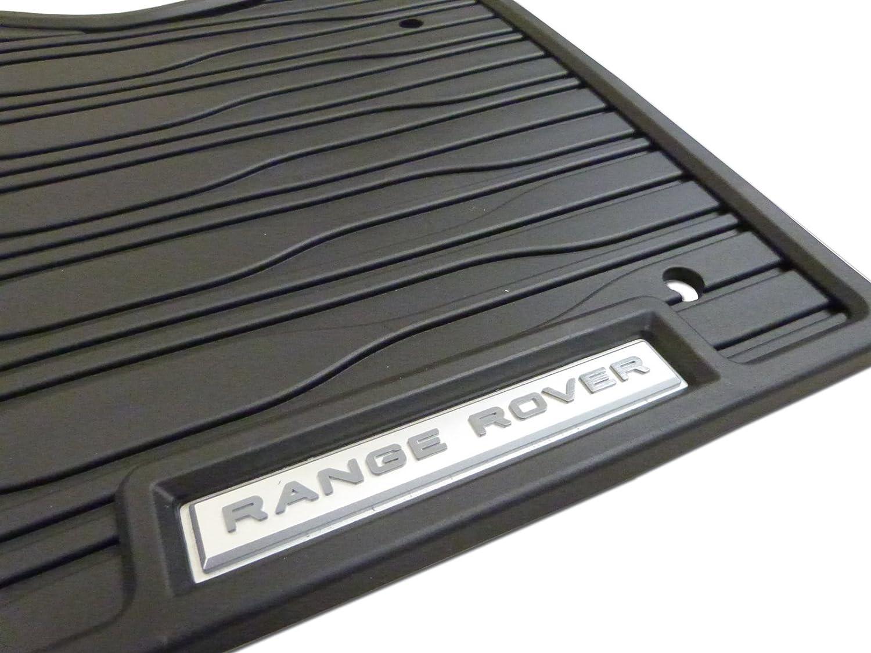 Genuine Range Rover Velar Rubber Mat Set