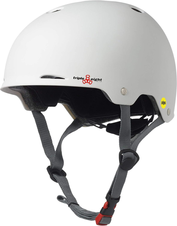 Triple Eight Gotham Dual Certified MIPS Skateboard and Bike Helmet