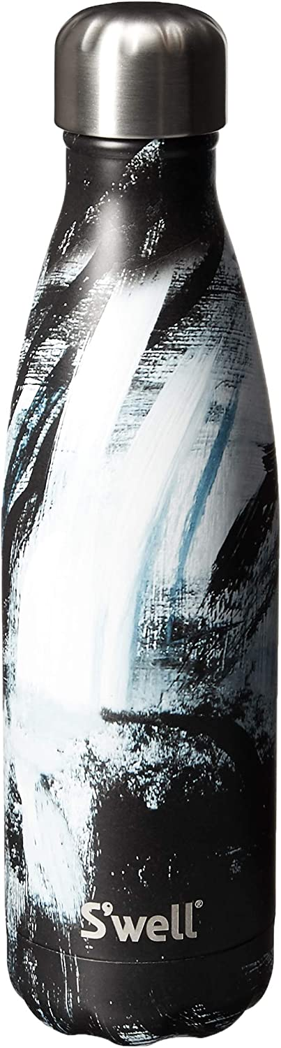 17 oz Swell Vacuum Insulated Stainless Steel Water Bottle Expressionist S/'well EXAB-17-B17