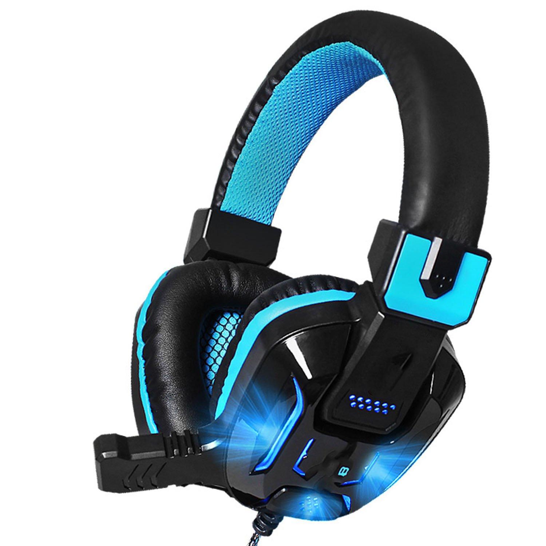 新しいProゲーム用ヘッドセットゲーム用3.5 MM Gamingヘッドフォンイヤホンゲームヘッド電話 1 SB-122 1 1 SB-122 Only headset Only B07FSC6TT5, ダイワチョウ:3127e712 --- elmont.su