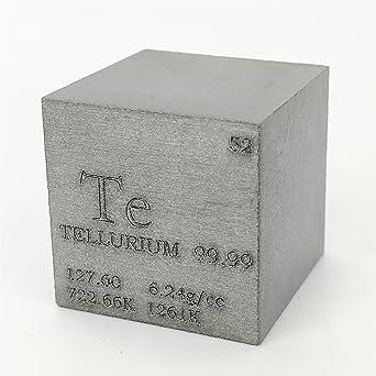 1 254 mm sinterizado telurio metal cubo 9999 90 g grabado tabla 1 254 mm sinterizado telurio metal cubo 9999 90 g urtaz Gallery