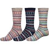 Globe Deluxe Nordic 3 Pack Socks Size 7-11 UK