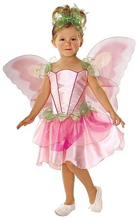 Rubies - Disfraz de Hada de Primavera para niñas pequeñas