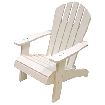 Attrayant Redmon For Kids Wood Adirondack Chair