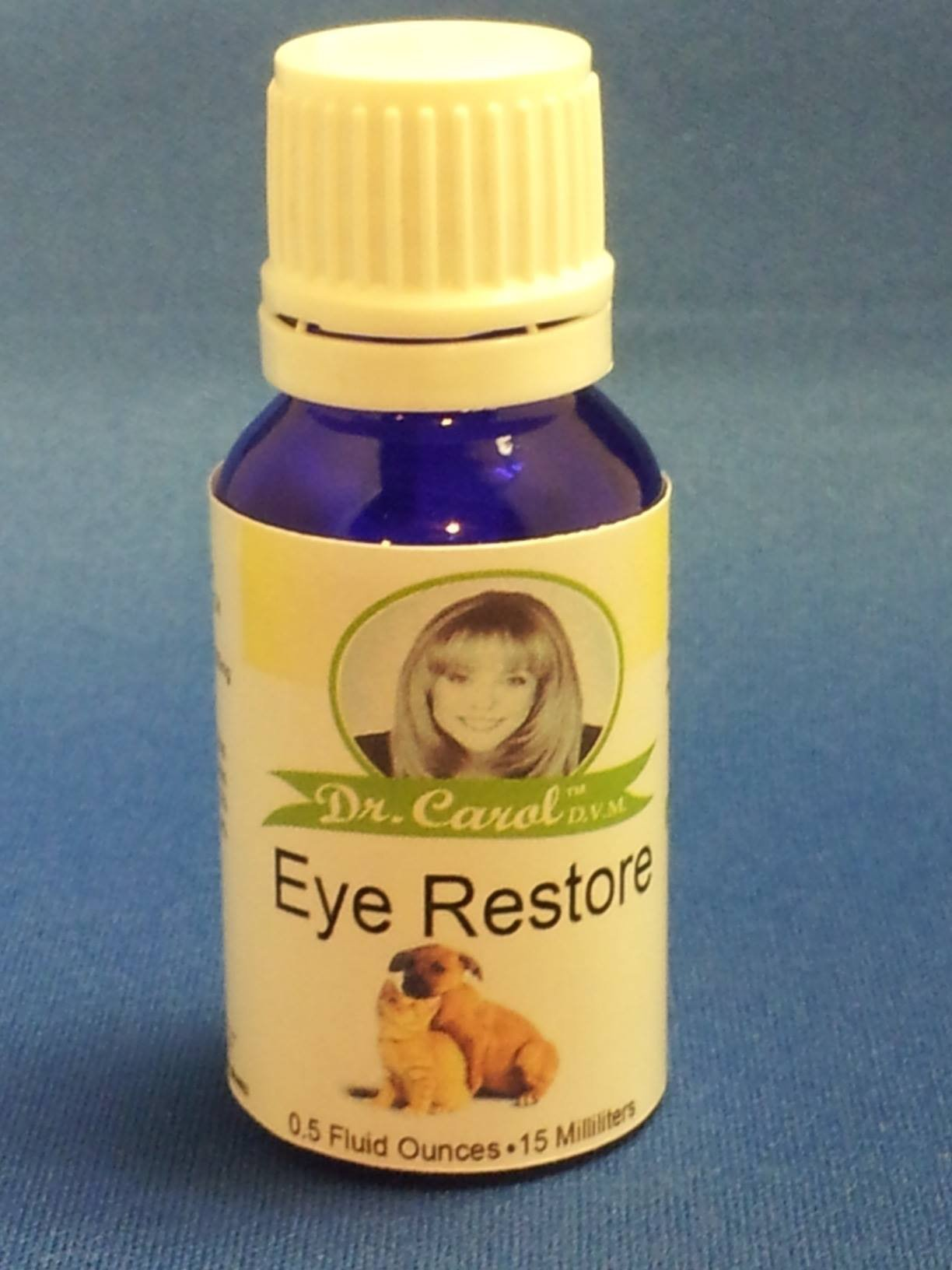 Dr. Carol's Eye Restore for Dogs and Cats