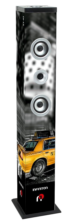 Torre DE Sonido INFINITON ST-92 Nueva York, Bluetooth, 90W