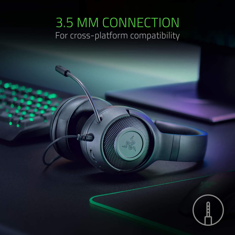 Amazon.com: Razer Kraken X - Auriculares de diadema para ...