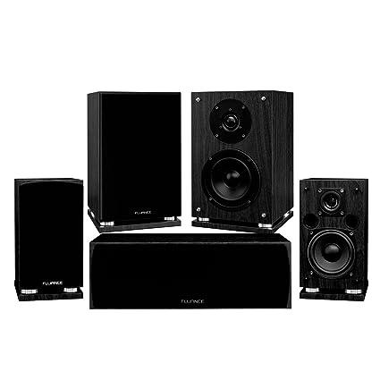 Amazon.com: Fluance Elite Series Compact Surround Sound Home Theater