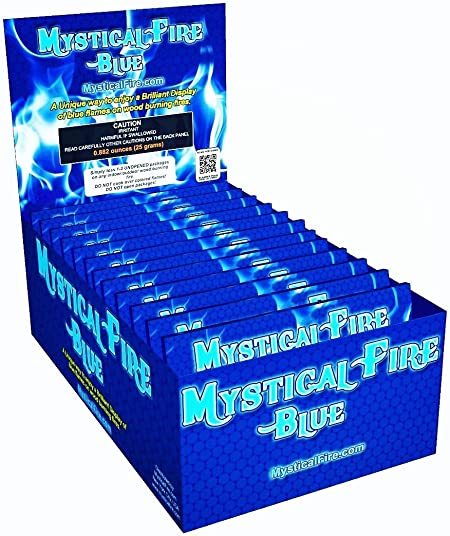 1~20 Pack Mystical Fire Campfire Fireplace Colorant Packets