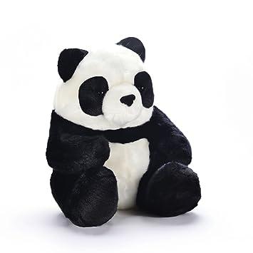 Amazon Com Sigetree Panda Bear Stuffed Animal Toys Cuddly Panda
