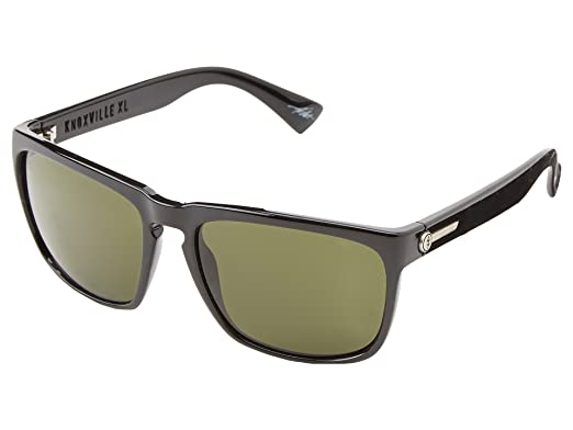 3758a6e7f3 Image Unavailable. Image not available for. Color  Electric Knoxville XL  Sunglasses Gloss Black ...