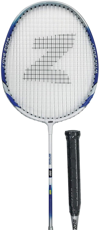 The Zone AlumTEK Badminton Racquet Set of 6