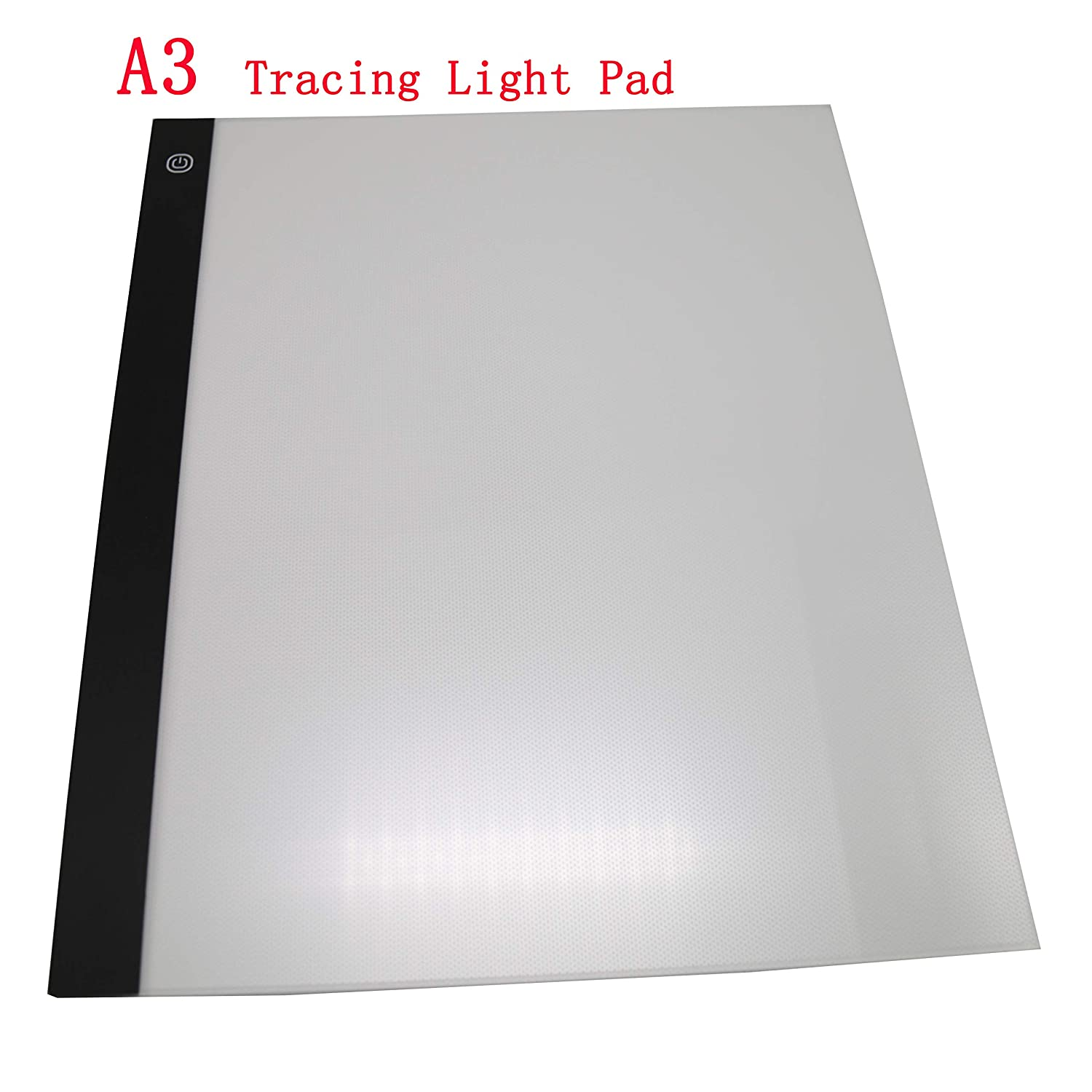 Diamond Painting A4 Ultra-Thin Portable LED Light Box Tracer USB Power Cable Dimmable Brightness LED Artcraft Tracing Light Pad for Artists Drawing Sketching Animation Stencilling X-ray Viewing TLL TECHNOLOGY