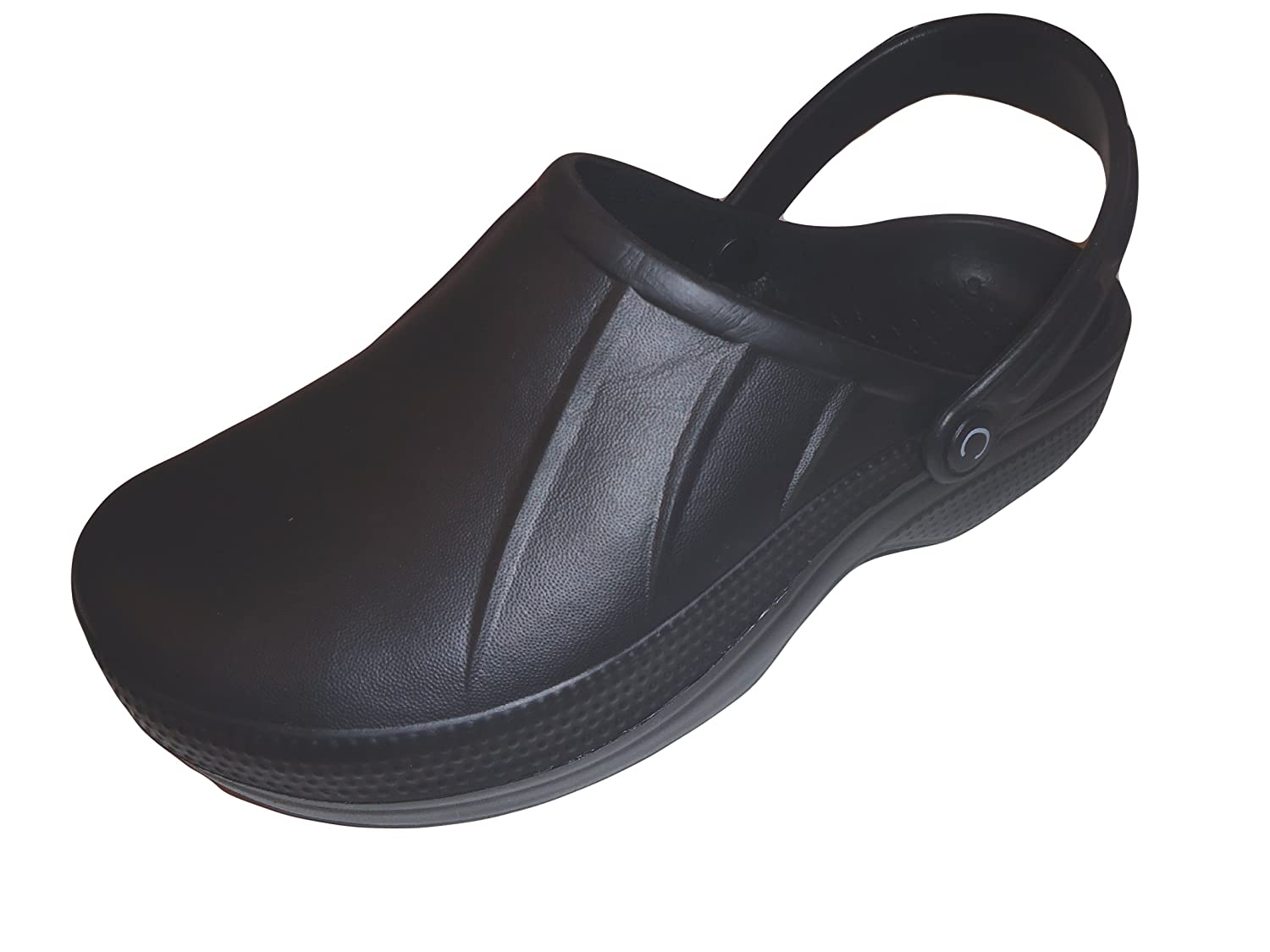 Full Clogs Dental Kitchen Chefs Nurse Safety Shoes Full Kitchen Mens Ladies  Slip On Cloggis: Amazon: Shoes & Bags