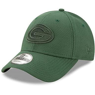 New Era Gorra béisbol 9FORTY NFL Mono Team Colour Green Bay ...