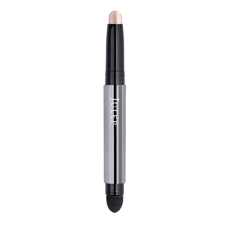 Julep Eyeshadow 101 Crème to Powder Waterproof Eyeshadow Stick, Pearl Shimmer