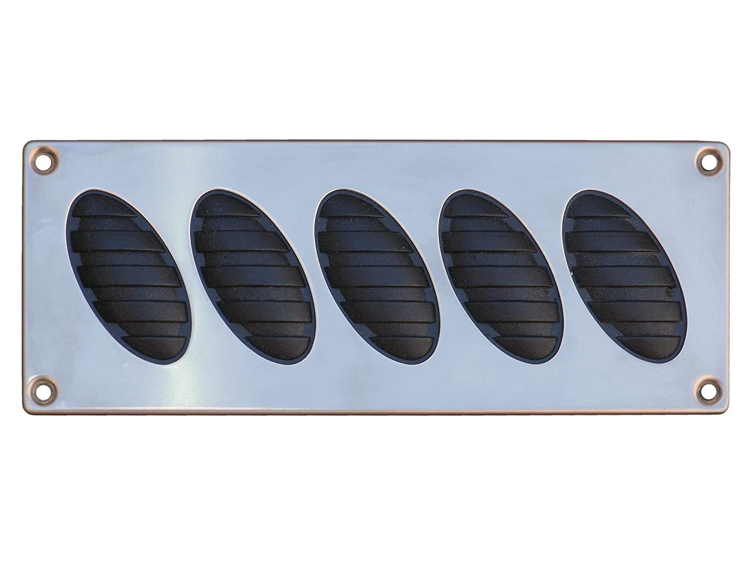 Five Oceans Stainless Steel Padded Step Plates FO-77