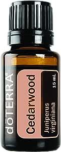 doTERRA, Cedarwood, Juniperus virginiana, Pure Essential Oil, 15ml