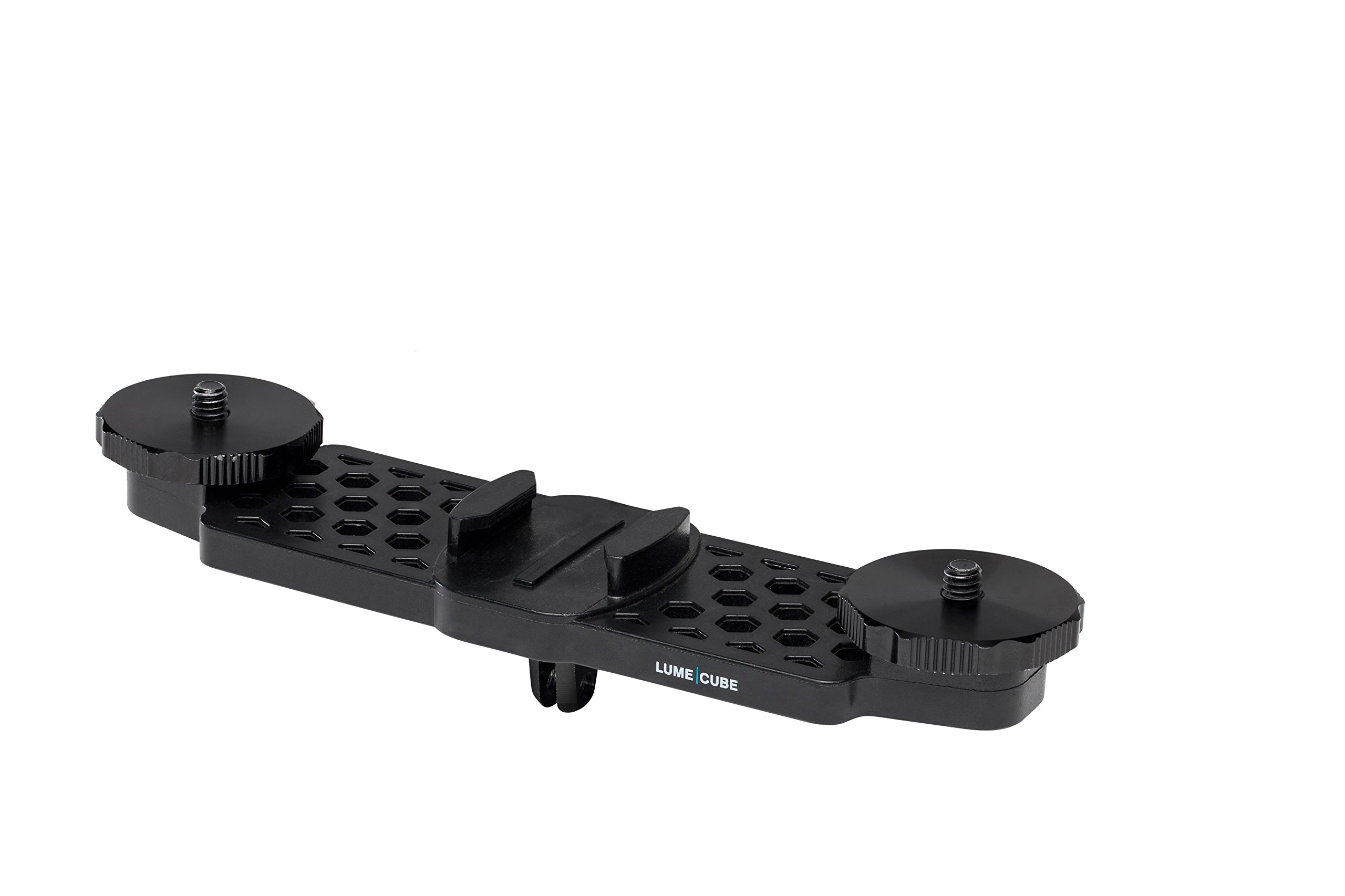 Lume Cube - Mounting Bar for GoPro/Action Cameras (Black - Mounting Bar) by LUME CUBE (Image #1)