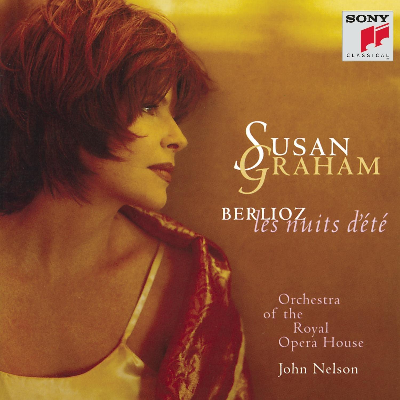 Susan Graham ~ Berlioz - Les nuits d'été by Sony Classical