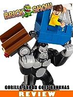 LEGO DC Comics Batman : Gorilla Grodd Goes Bananas Review (76026)