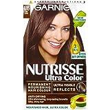 Garnier Nutrisse 4.15 Iced Coffee Brown Permanent Hair Dye