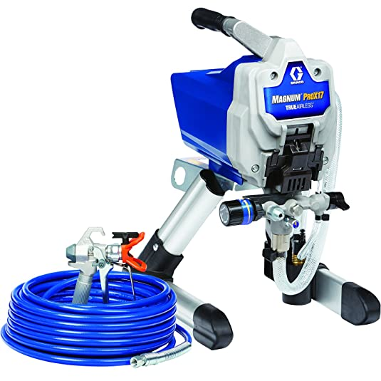 Graco 17G177 Magnum ProX17 Stand Paint Sprayer Review