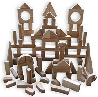 product image for Beka 90-Piece Special Shapes Wooden Blocks