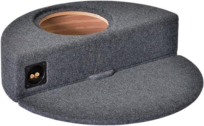 Custom Fit Subwoofer Box Leergehäuse Für Reserveradmulde 650mm Durchmesser 160 Mm Hoch Audio Hifi