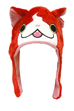 Yokai,Watch Jibanyan costume chapeau one,size,fits,all BAN,012