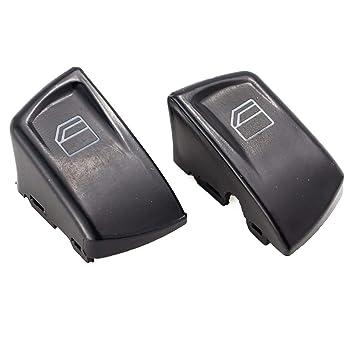 Amazon.es: Botones para elevalunas de Mercedes Vito W639/Sprinter II 906, delanteros izquierdo y derecho
