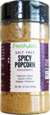 FreshJax Gourmet Spices and Seasonings, Spicy Popcorn Seasoning (Large (3.7 oz))