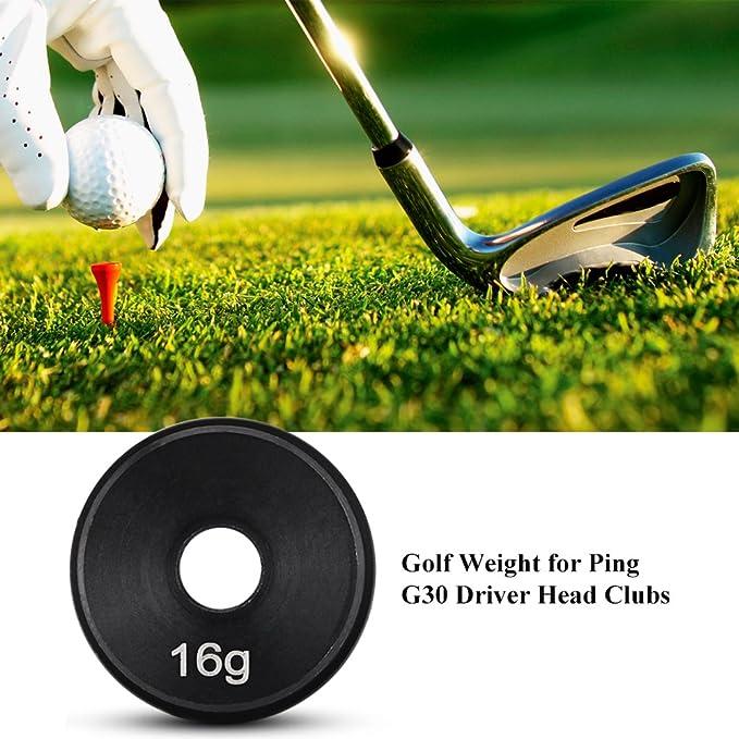 Woyisisi Golfs Weight Screw, Accesorio De Entrenamiento De ...