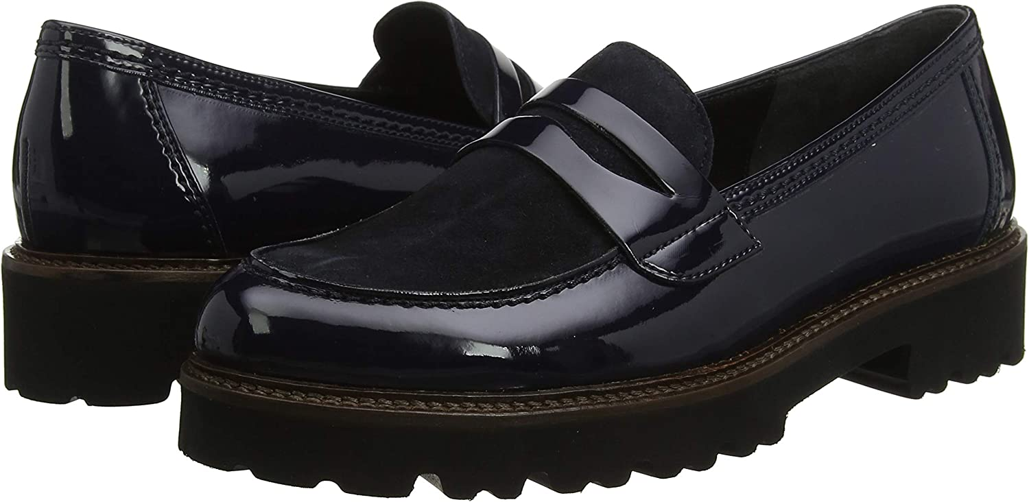 Gabor Womens Basic Loafers