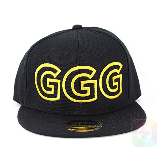 GGG GOLDEN FLAT SIX PANEL PRO STYLE SNAPBACK HAT  1958 at Amazon ... 3019c846ccf6
