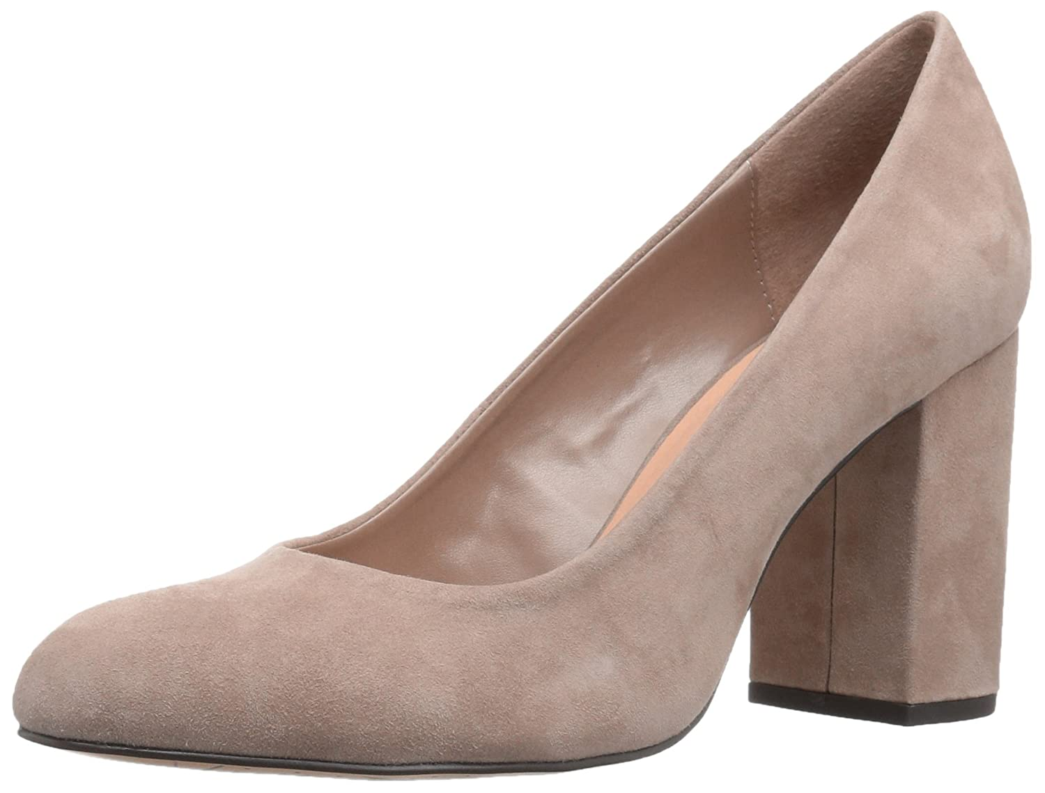 Bella Vita Women's Nara Dress Pump B01ED2RI5U 6.5 E US|Almond Kid Suede