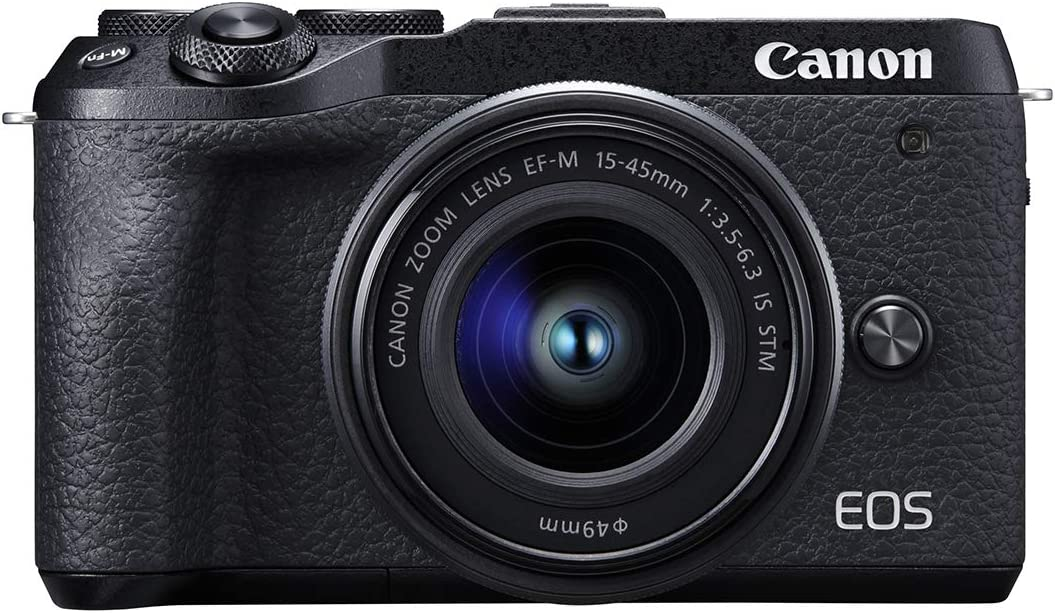 Canon EOS M6 Mark II for YouTube