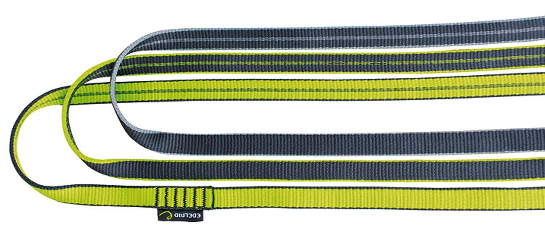 EDELRID Bandschlinge 16mm , oasis/slate, 120CM, 71720