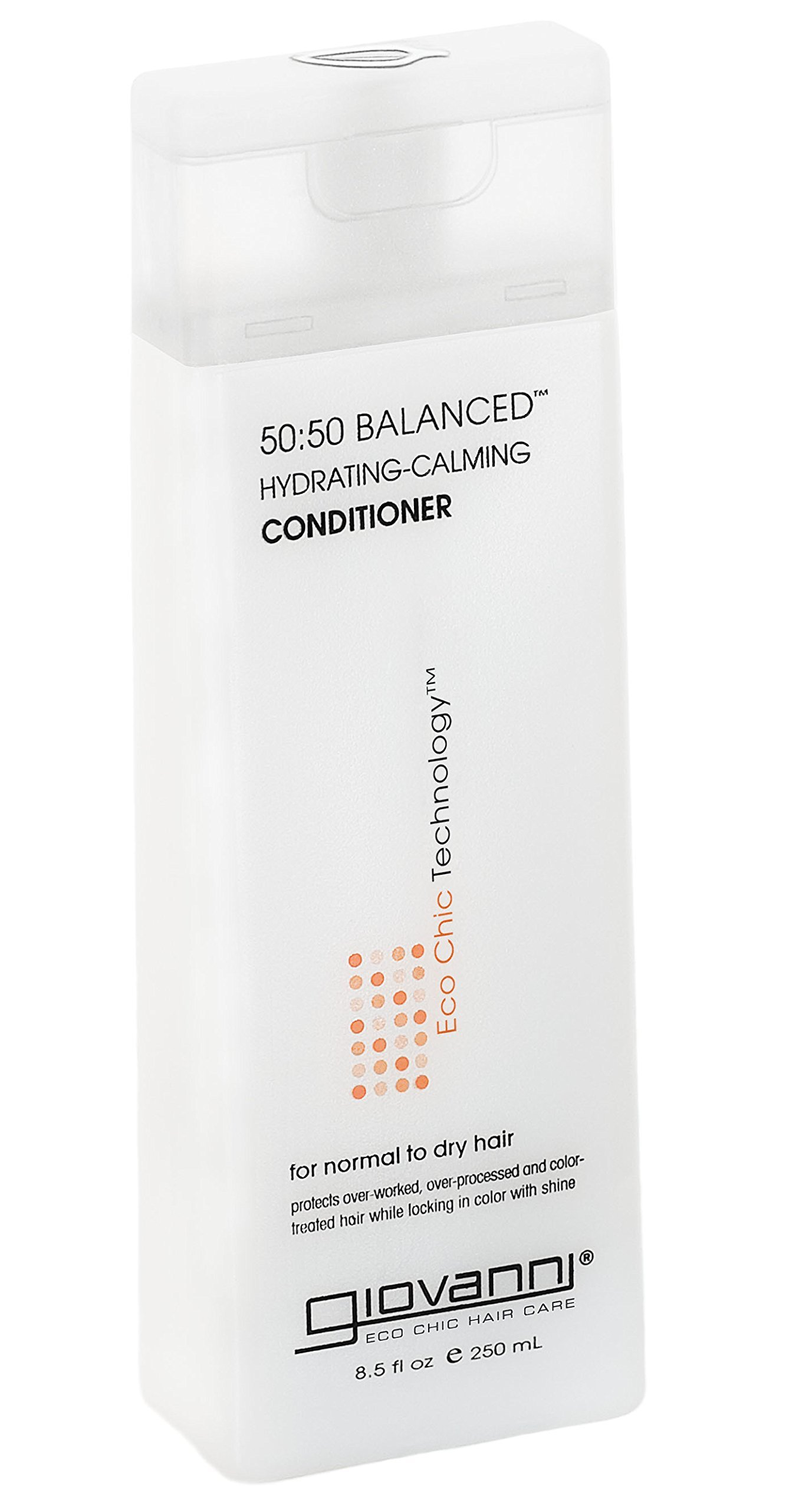 GIOVANNI 50:50 Balanced Conditioner, 8.5 Oz